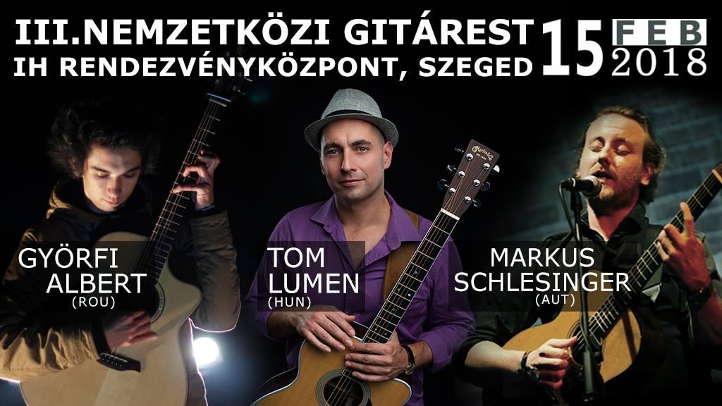 III. Nemzetközi Gitárest Szeged