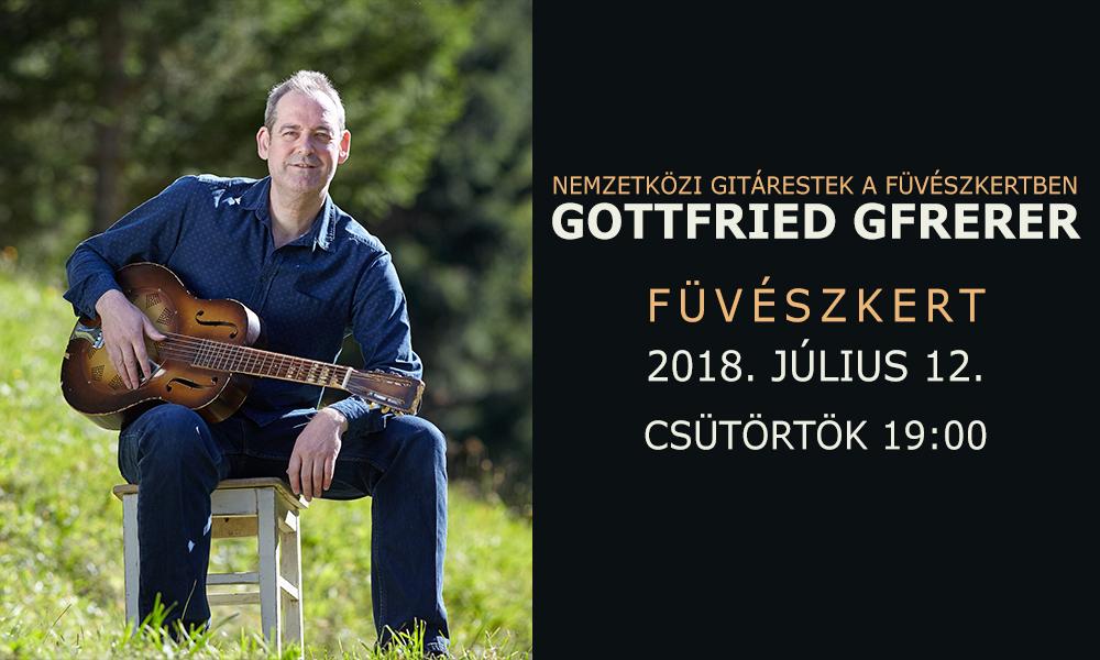 Füvészkert Gottfried Gfrerer