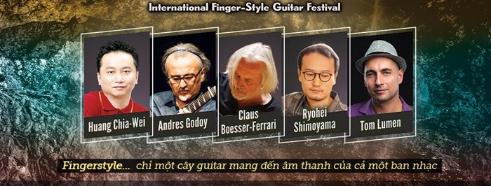 Vietnam International Fingerstyle Guitar Festival 2018